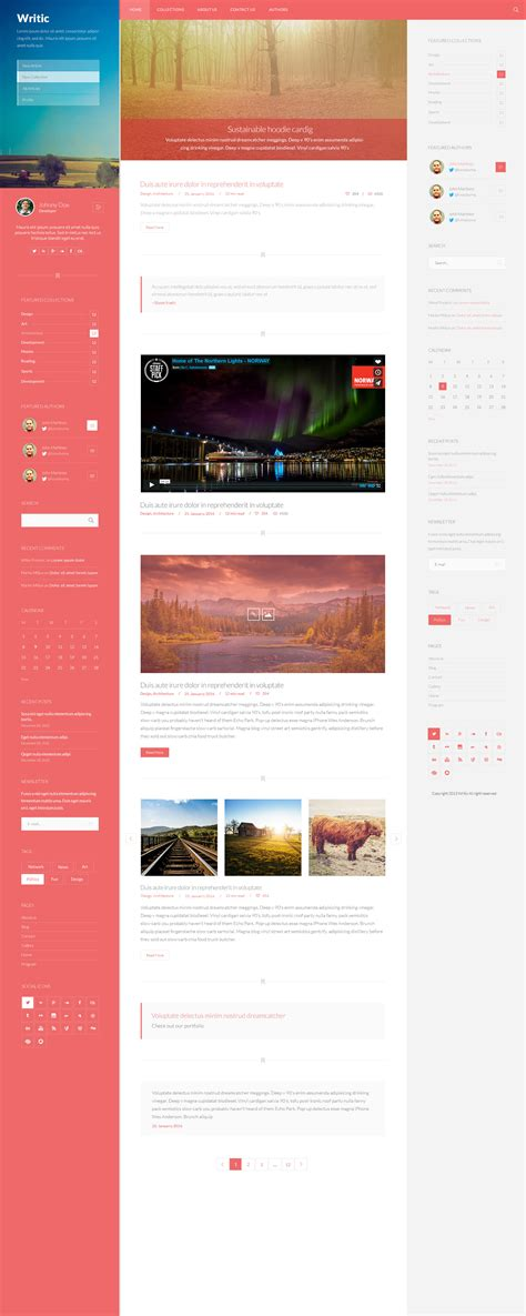 writic responsive multipurpose bootstrap template download