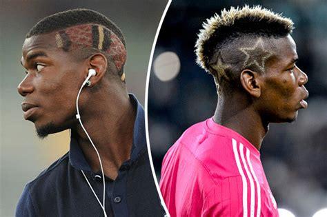 pogba hairstyle paul pogba haircut boy 13 faces classroom ban for