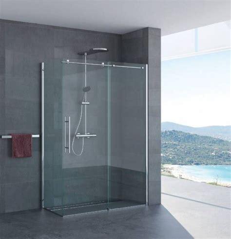 box doccia in acciaio inox box doccia porta scorrevole quot giorgia quot profili in acciaio inox