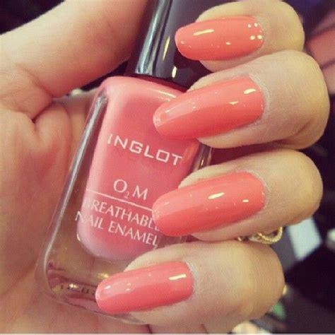 Inglot Halal O2m 609 By inglot 603 nail swatch o2m breathable nail enamel nails