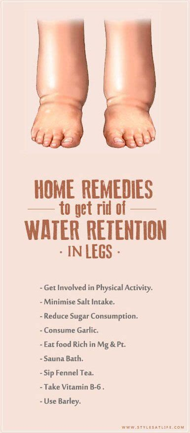 Detox To Lose Leg by Best 25 Water Retention Ideas On Water
