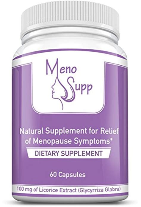 supplements for menopause mood swings menosupp menopause supplements for 100 natural menopause