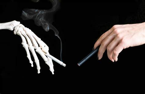 vape smoke tutorial vaping vs smoking filter test ecigclopedia