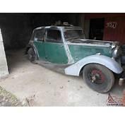 1936 Triumph Gloria For Full Restoration Classic Barnfind