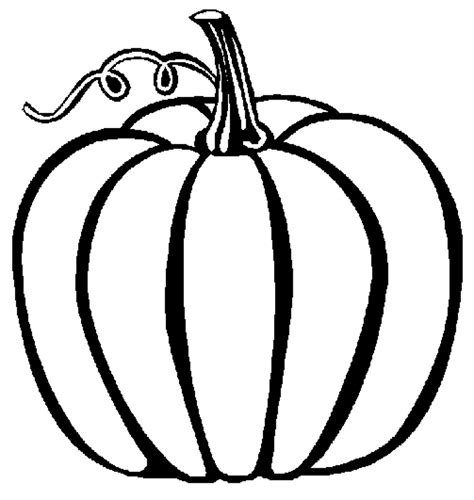 pumpkin coloring template free pumpkin templates coloring pages