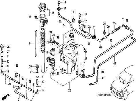 honda crx parts diagram volvo 740 parts diagram elsavadorla