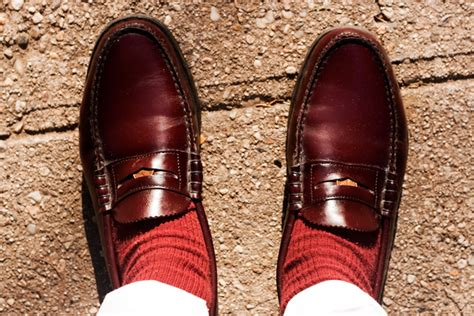 pennies in loafers alex grant weejuns take a leave a