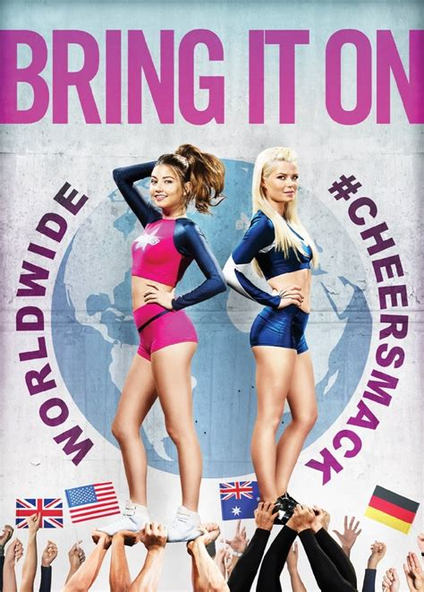 bring it on bring it on worldwide cheersmack dvd release date august
