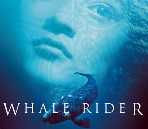 themes in the film whale rider whale rider shadows dust