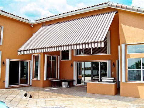 mechanical awnings retractable awnings