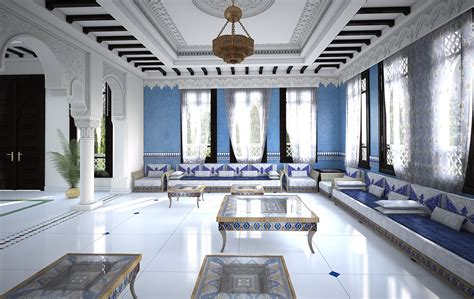 Moroccan Style Decor In Your Home by Living Room Moroccan Interior Design Looking