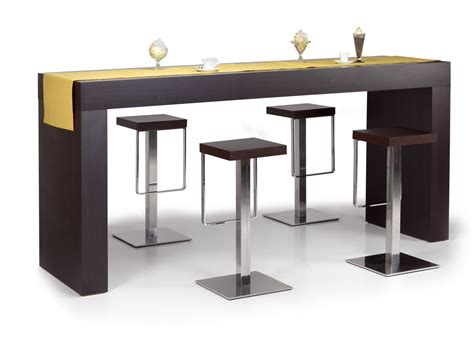 Bar High Kitchen Tables High Bar Table And Stools