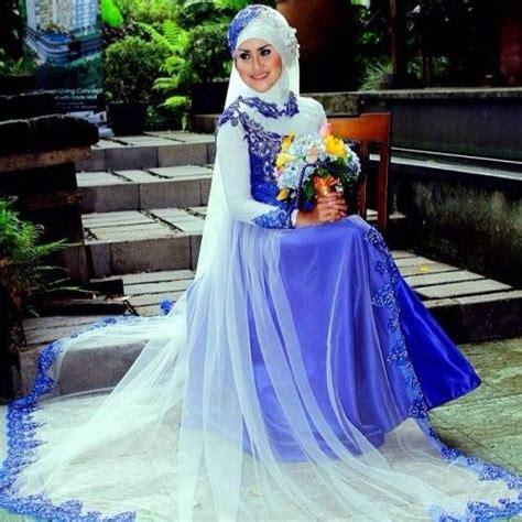Harga Gaun gaun pengantin muslimah murah namun mewah