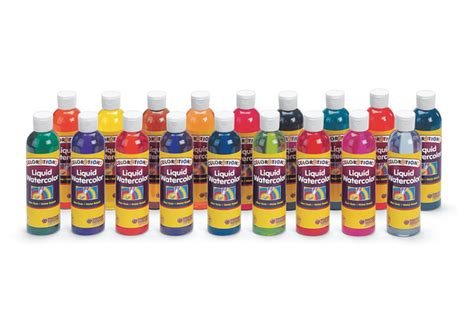 liquid water colors 10 supplies every preschooler should the picky