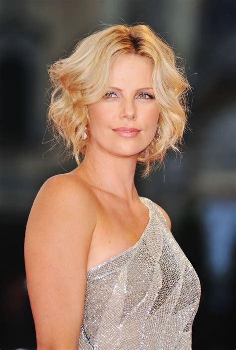 Charlize Theron Pretends To Model by Model Charlize Theron Wallpapers 6624