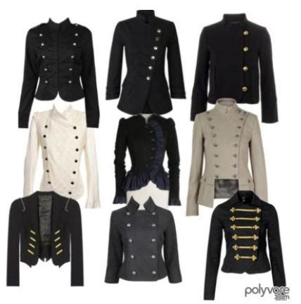 Navy Styles by Top Trends Jacket With Embellishments Plumede