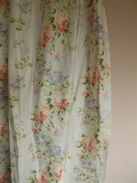 laura ashley bedroom curtains laura ashley vintage french look shabby chic chintz roses