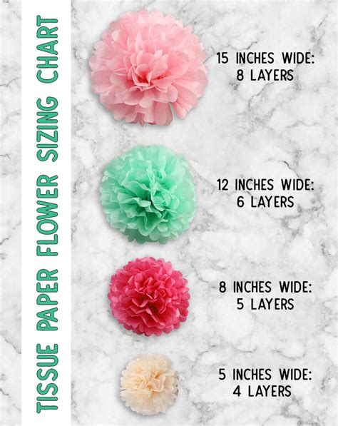 How Do You Make Flowers Out Of Tissue Paper - the craft patch tissue paper flowers the ultimate guide