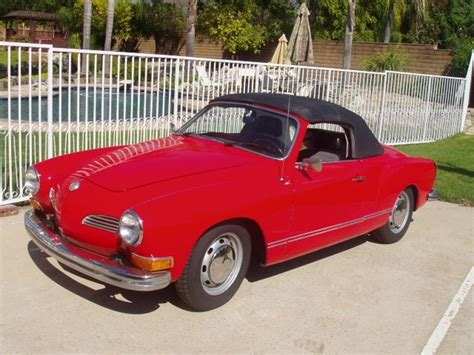 1974 karmann ghia 1974 volkswagen karmann ghia information and photos