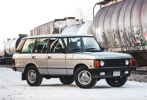 1988 range rover classic collector quality new 4 2l engine well sorted no reserve 25k mile 1988 land rover range rover classic for sale on bat auctions ending may