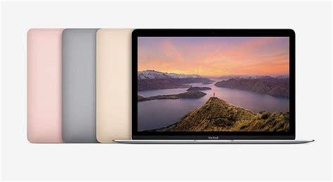Macbook Yang Baru macbook terbaru hadir dengan spesifikasi dan warna baru