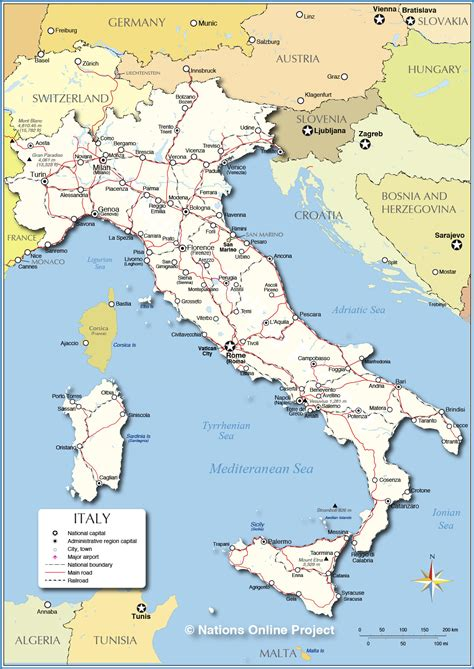 map of italy geography biomes and anthromes about italy italy geography