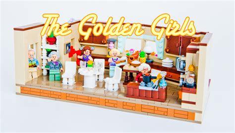 LEGO Ideas   Lego Golden Girls Kitchen
