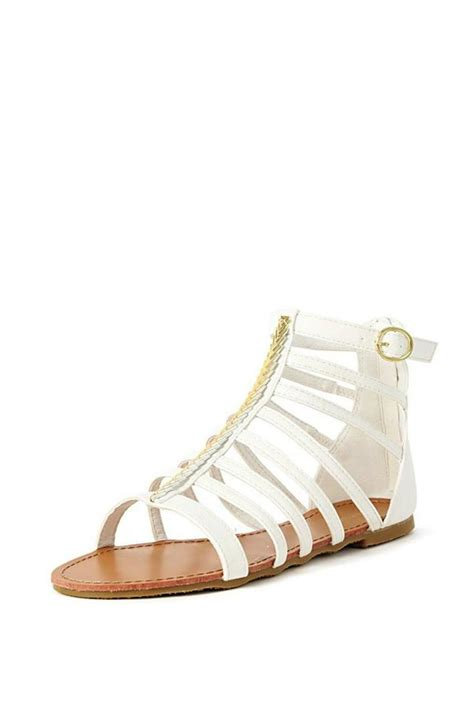 bamboo gladiator sandals bamboo flat gladiator sandal from california by that s