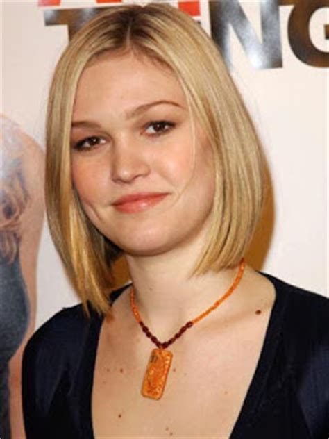 julia stiles new haircut actress julia stiles hairstyle pictures wedding and