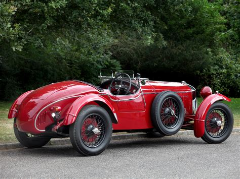 vintage alfa romeo 6c alfa romeo 6c 1750 gs testa fissa by young 1929