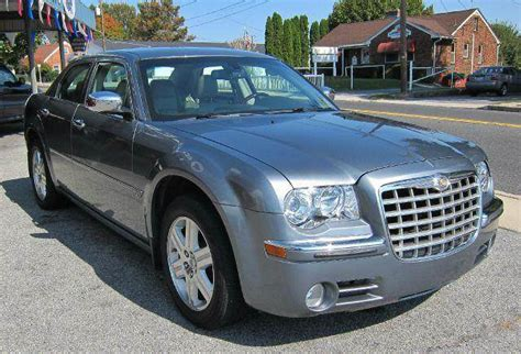 2006 chrysler 300c hemi mpg 2006 chrysler 300 awd c 4dr sedan in whitehall pa berk
