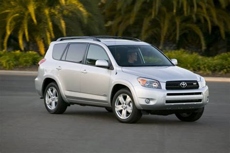 rav4 drivers will be more comfortable because of which changes 2008 toyota rav4 overview cars com