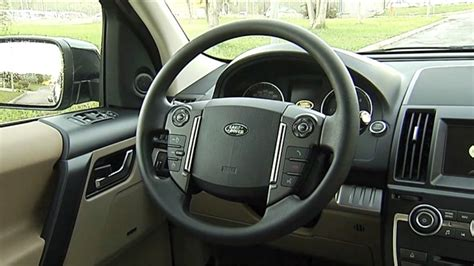 land rover freelander 2000 interior 2013 land rover freelander 2 ed4 interior youtube