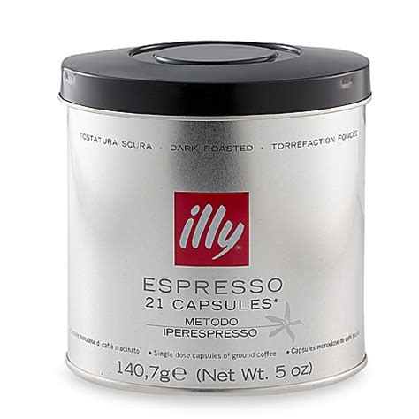 Illy Coffee Pods For Machine Iperespresso Colombia 21 Coffee Pods illy 174 caffe iperespresso 21 count roast capsules for