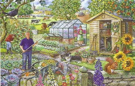 browse the puzzle shop house of puzzles at the allotment ray cresswell