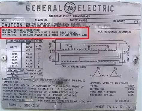 what is meant by power rating of a resistor why does transformer i e power transformer 2 kva ratings 10000 12500 in the name plate