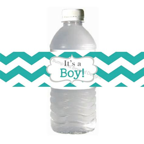 Water Bottle Labels For Baby Shower by Baby Shower Water Bottle Labels Its A Bumpandbeyonddesigns