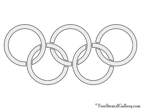 olympic rings coloring pages printable olympic best free