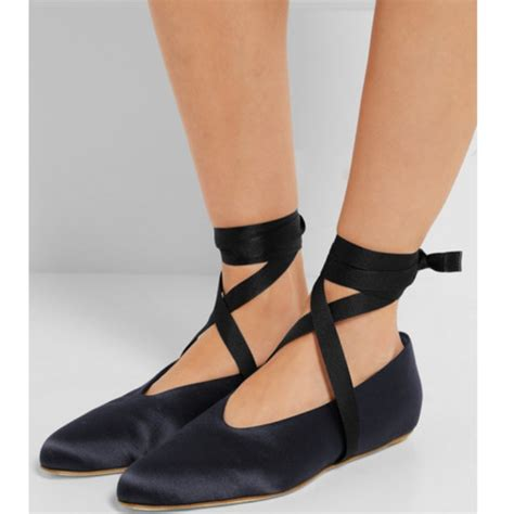 10 Best Ballet Shoes by Aerin Suede Ballet Flats Rank Style