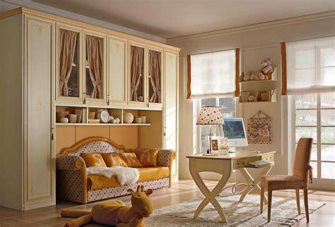 mobili romantici la cameretta romantica di gusto classico cose di casa