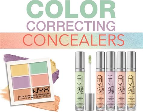 best eye color corrector how to use color correctors and what products work best