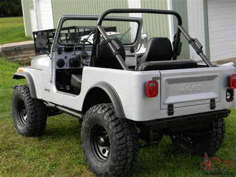 mail jeep lifted lifted fully restored like cj8 cj5 fj40 bronco wrangler