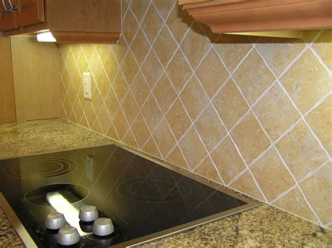 diagonal tile backsplash kitchen backsplash installation in palm coast hercules tile