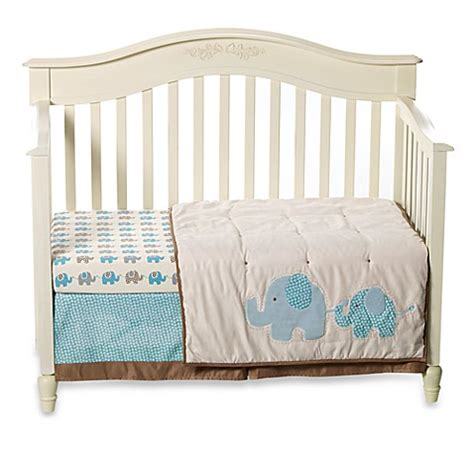 sumersault crib bedding sumersault spotted ellie crib bedding collection bed