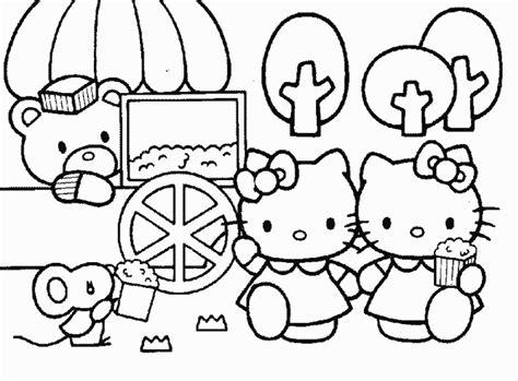kitty kolorowanki