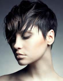 Short shaggy pixie for spring 2017