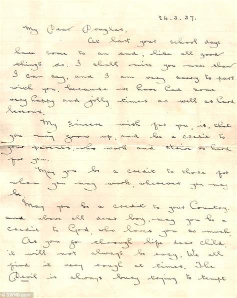 up letter boston boston pensioner douglas kettleboro s touching letter from