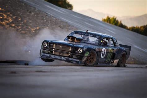 hoonigan mustang drifting hoonigan racing blog