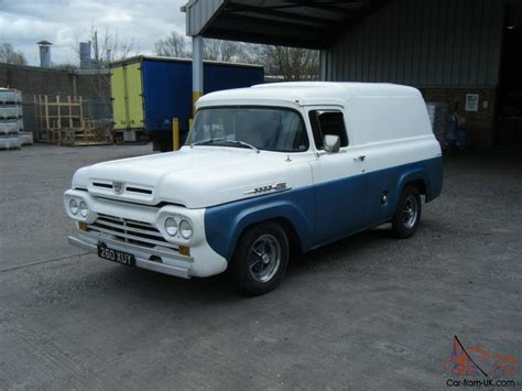 59 ford panel truck 1959 ford f100 panel