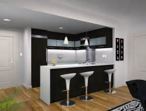 Condo Kitchen Design Ideas by Angelo Aguilar Interior Design Portfolio Kitchen Condo
